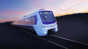 New Australind Railcar Design Unveiled