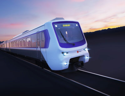New Australind Railcar Design Unveiled