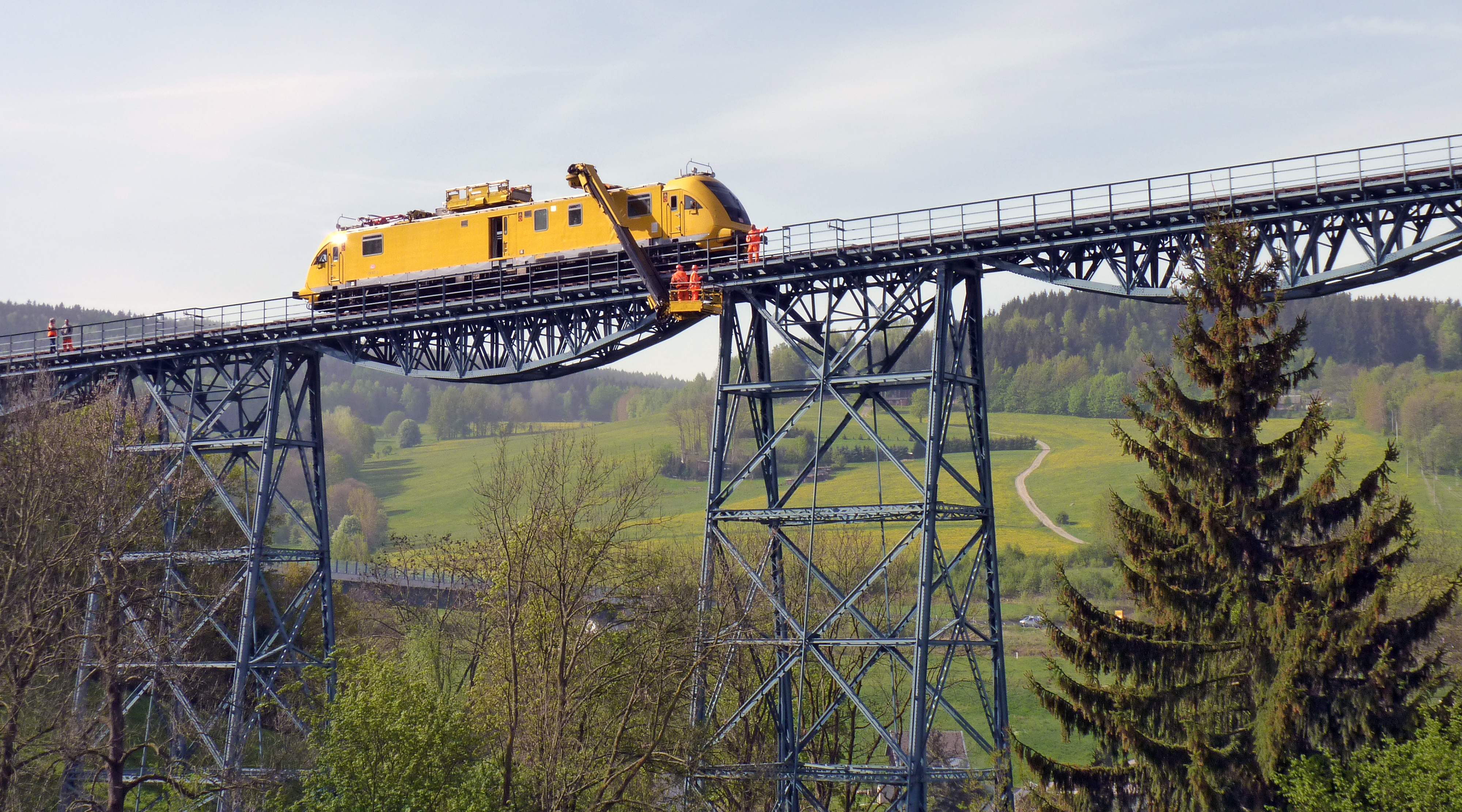 DB bridge renewal