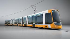 Stadler to Deliver 14 Trams to Darmstadt