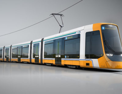 Stadler to Deliver 14 Trams to Darmstadt