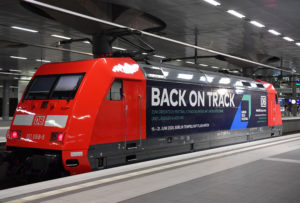 Deutsche Bahn and UK to Be Official Partners of Greentech Festival 2020