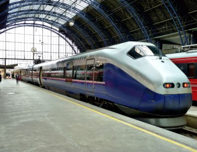 ADIF Becomes 8th Rail Infrastructure Manager to Join Eress
