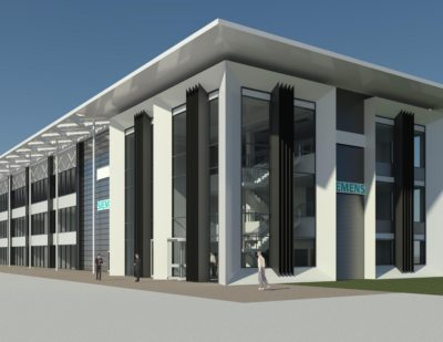 Siemens Unveils Plans for Rail Innovation Centre