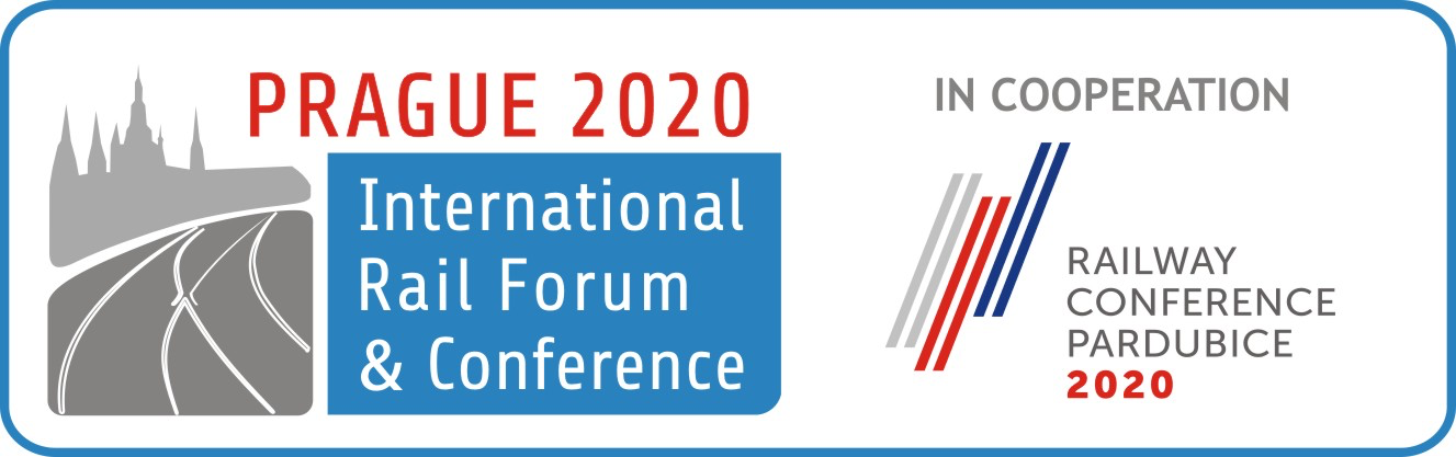 International Railway Forum and Conference 2020 logo