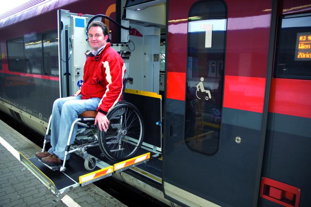 Passenger Lifts for Rail