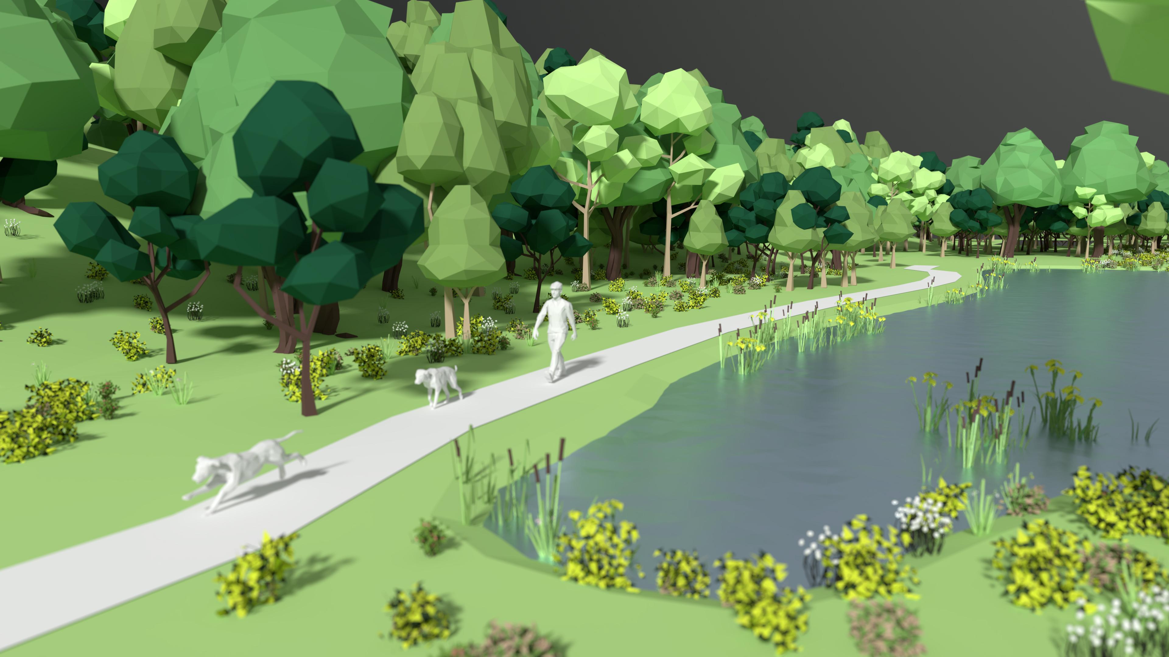 HS2 green corridor