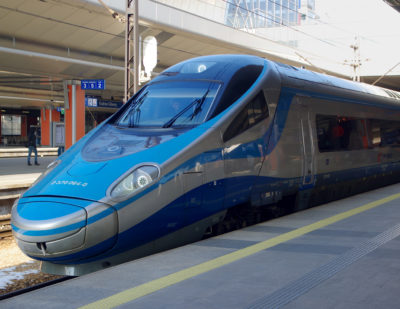 ERTMS: 200km/h Tests on Warsaw-Gdansk Line