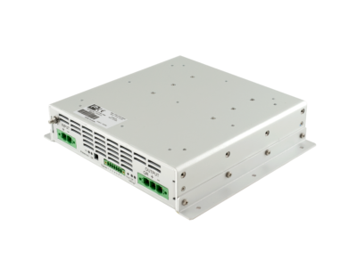 Premium Power Supplies for Rail Applications