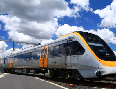 Final New Generation Rollingstock Train Enters Service