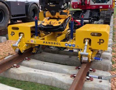 Pandrol Clip Driver CD300 IQ