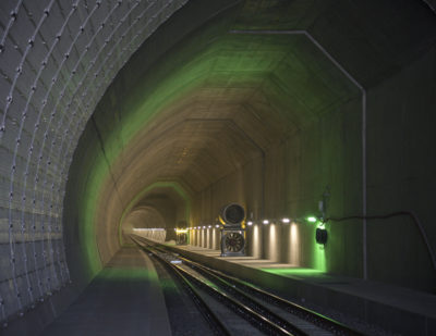 CBT: Switzerland's Third Largest Railway Tunnel Project