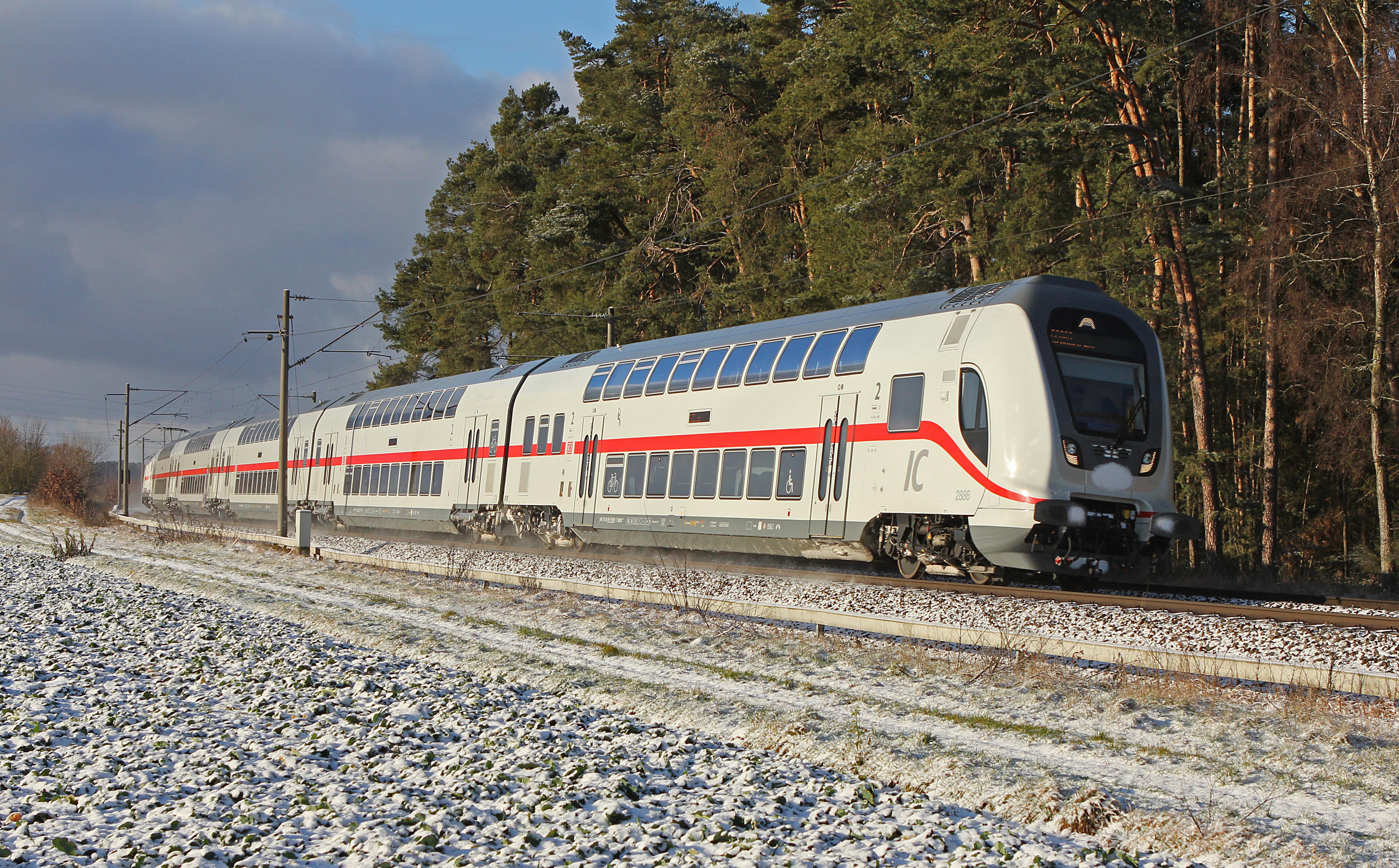 Bombardier TWINDEXX IC2