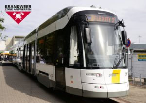 Low-Floor Tram Lifting