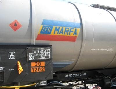EC: Rail Freight Operator CFR Marfa Received Illegal Aid