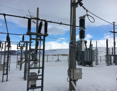 COELME-EGIC VSV in feeder substation in Turkey