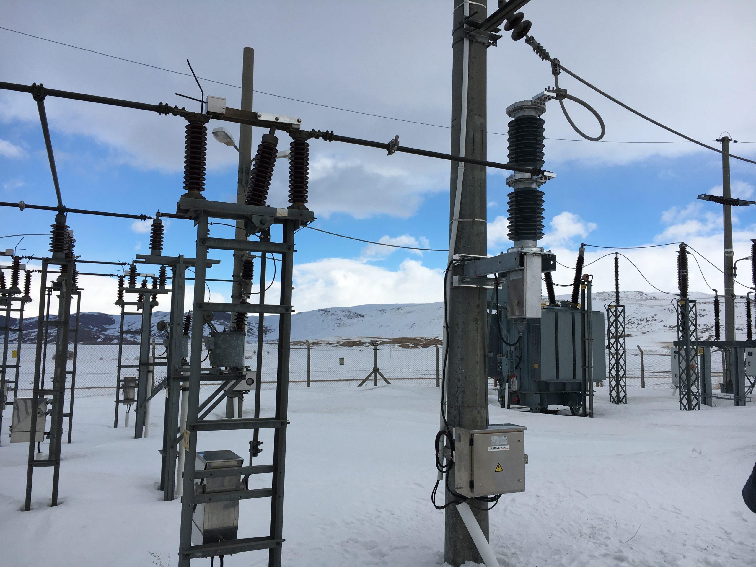 VSV in feeder substation in Turkey