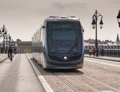 Alstom Delivers 130th Tram to Bordeaux