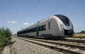 Alstom Wins Contract for Coradia Continental BEMUs