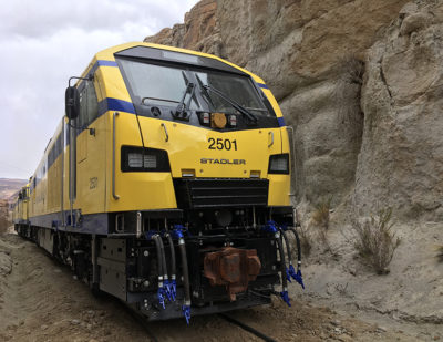 Connectivity to Sustainability – the Future of Rail Looks Different