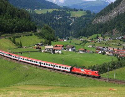 CER: EU Railways Suffered €26 Billion Coronavirus Loss in 2020