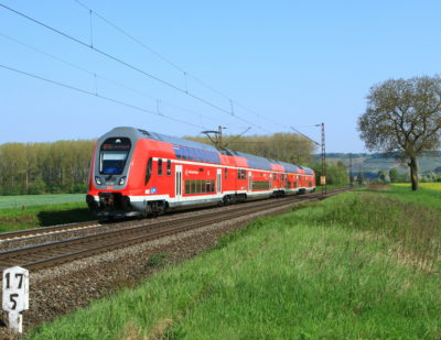 DB Regio Mitte Modernises Double-Decker Trains