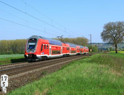 DB Regio Mitte Modernises Double-Decker Trains