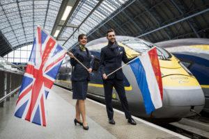 New Direct Amsterdam-London Eurostar from April