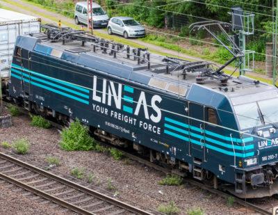 Lineas Joins European Rail Freight Association