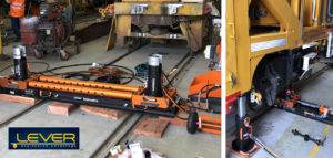 Getting Derailed Tamping Machines Back on Track