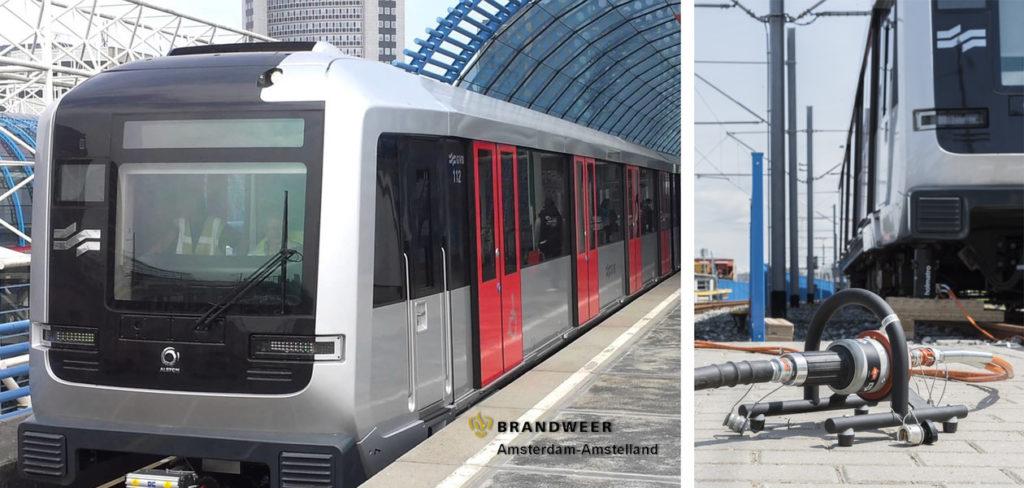 Holmatro Subway Lifting Netherlands