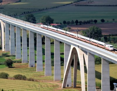 Alstom to Equip 19 ICE 1 Trains with ETCS