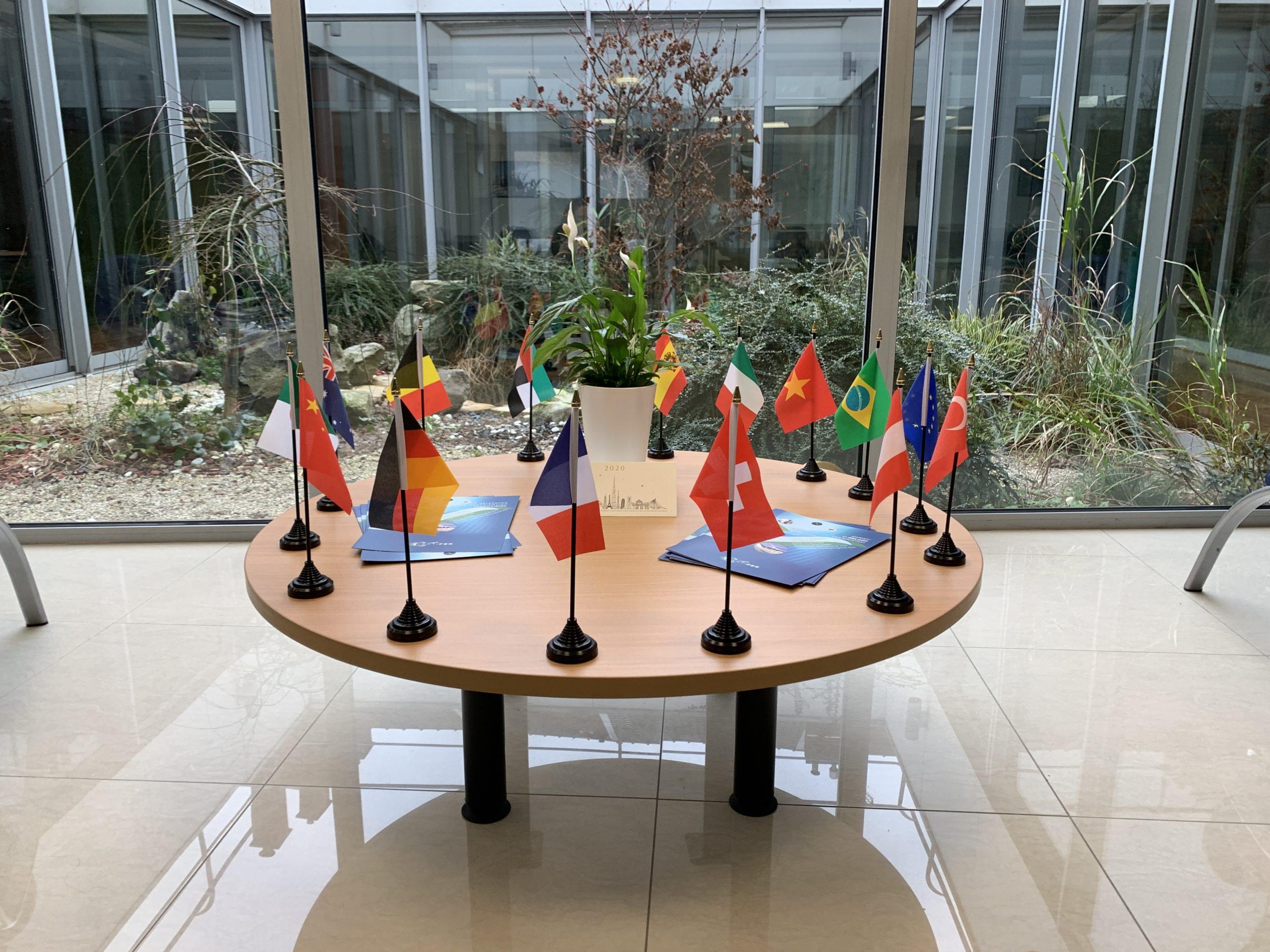 CERTIFER flags