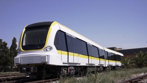 Hitachi Circular Line rolling stock