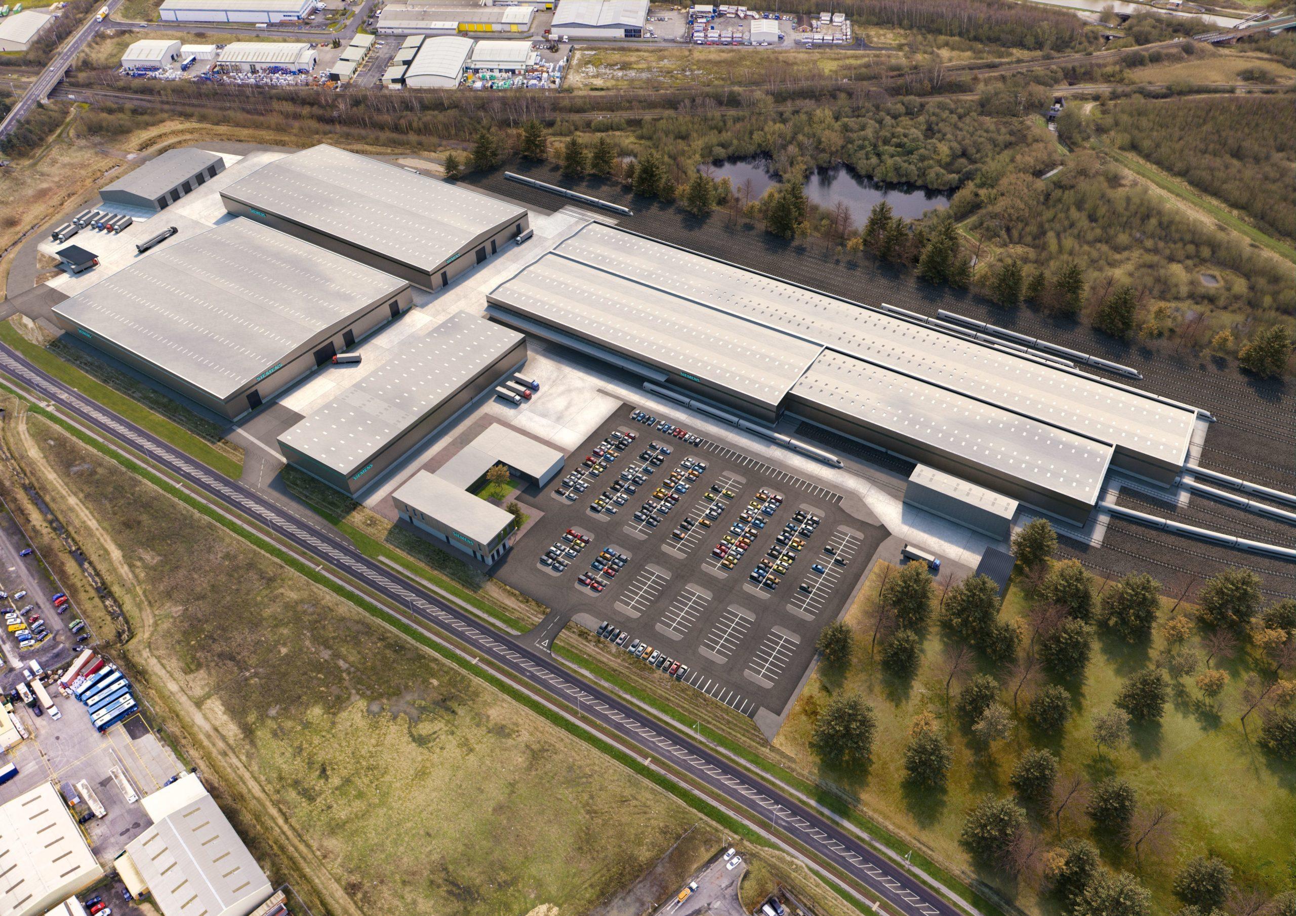 Siemens Mobility Goole site