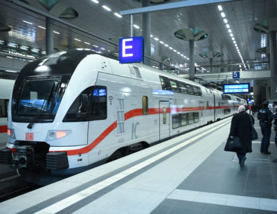 Stadler KISS Trains to Operate DB IC2 Services