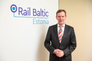 Rail Baltica Estonia Appoints Tõnu Grünberg CEO