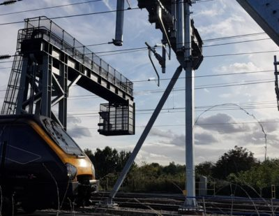 Network Rail Awards CP6 Signalling Contracts