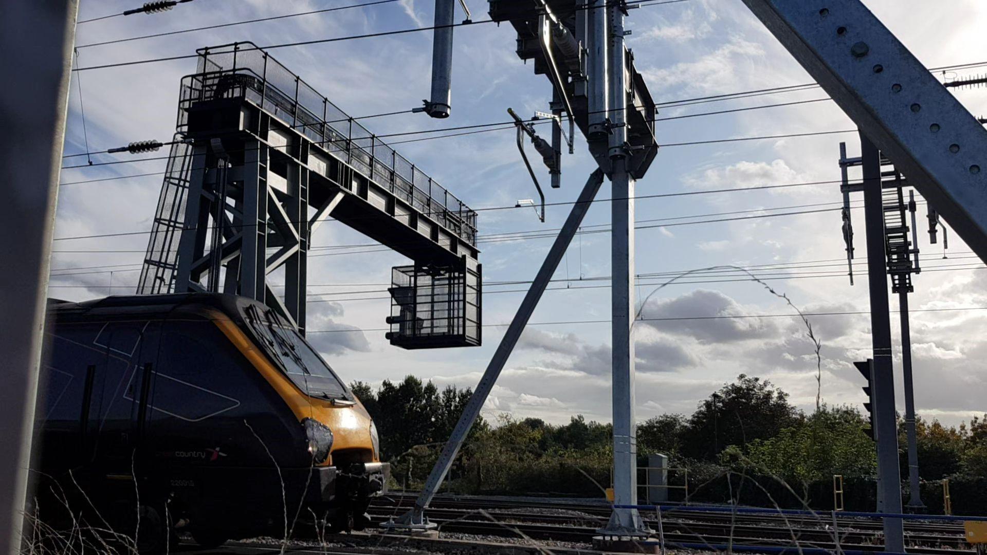 signalling equipment at Bristol