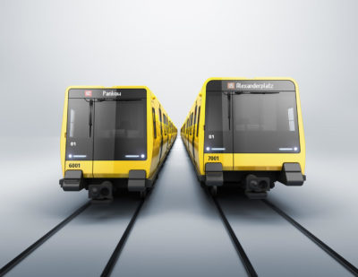 Stadler Wins One of Europe's Biggest Delivery Contracts Ever