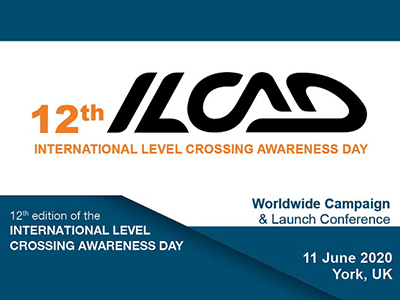 12th International Level Crossing Awareness Day