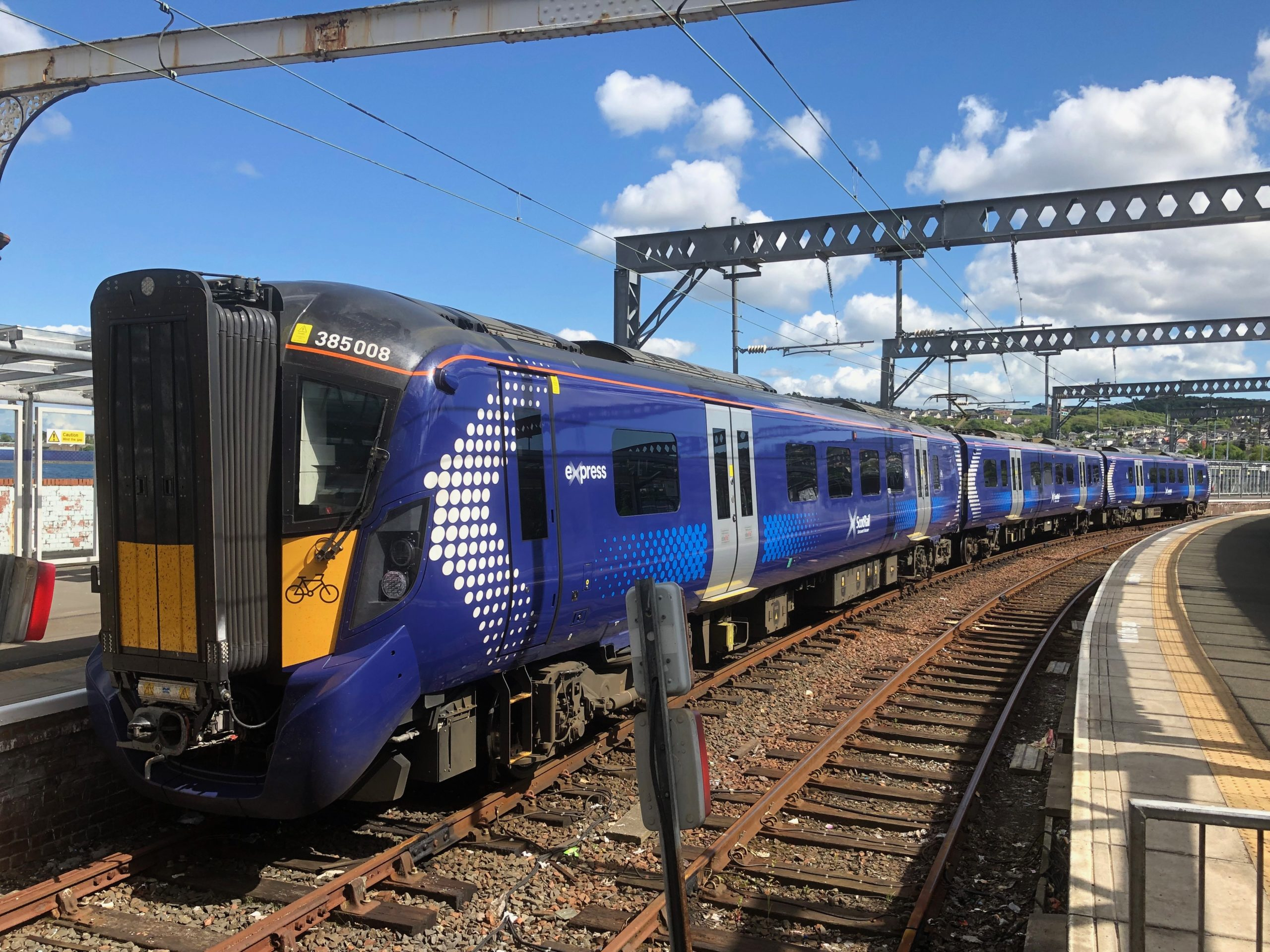 ScotRail Class 385