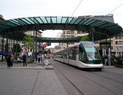 Strasbourg Orders 17 Additional Alstom Citadis Trams