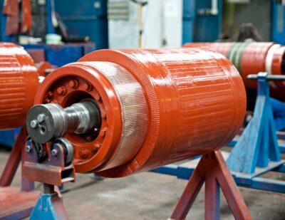 Aurator ED118 Rotor