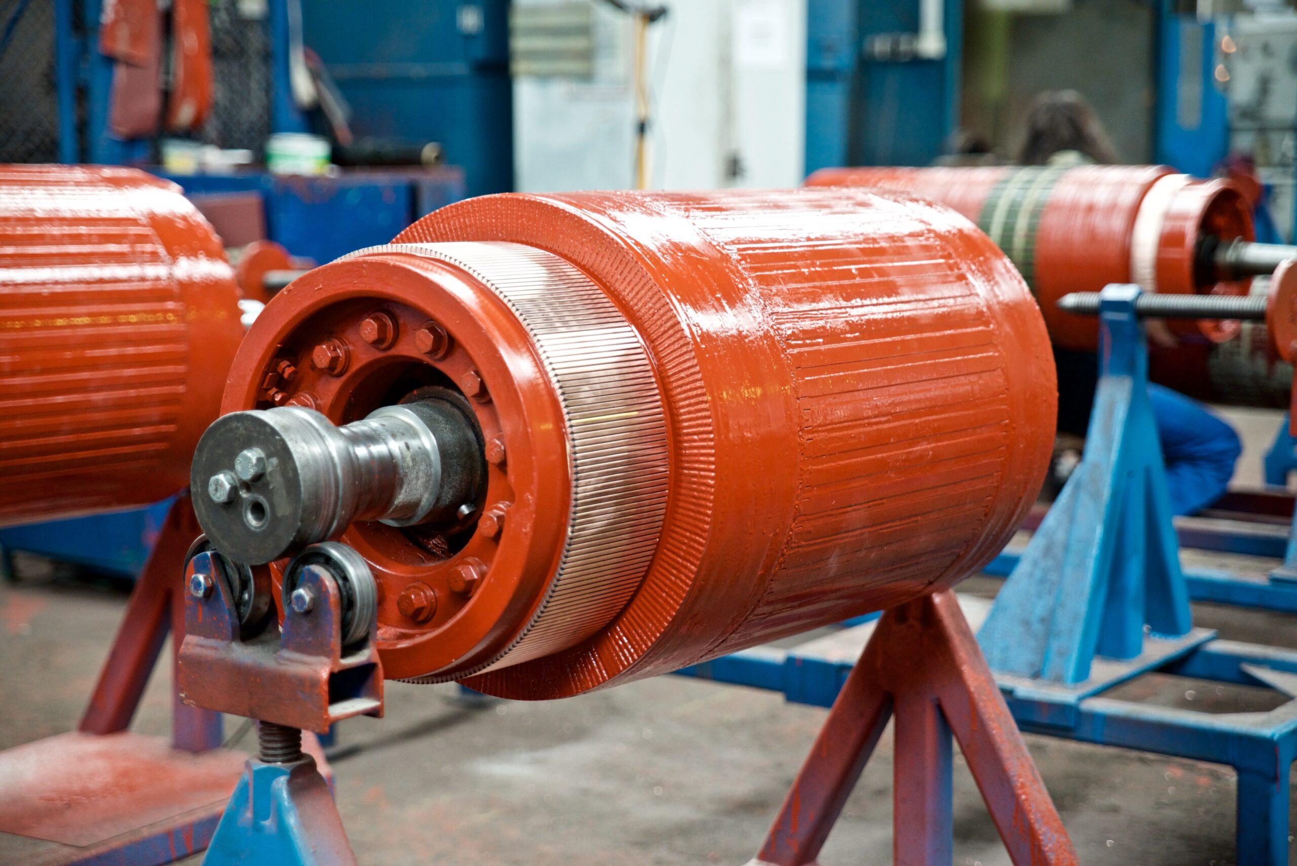 ED118 Rotor