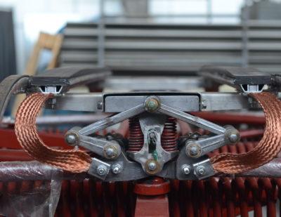 Aurator Pantograph Repairs