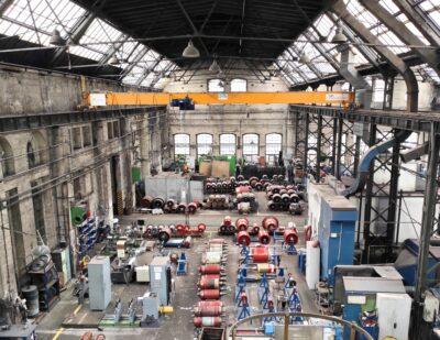 Aurator Production Hall