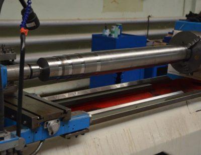Aurator Repairing Rotating Electrical Machines (2)