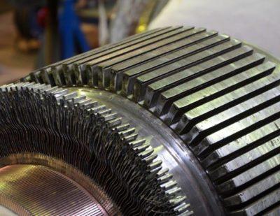 Aurator Repairing Rotating Electrical Machines