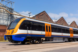 Class 710 London Overground Trains Expand Services